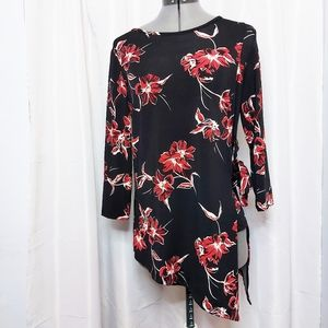 Suzy Shier Long Sleeve Top Size M